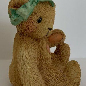 Cherished Teddies Jacki Hugs & Kisses Three Sister